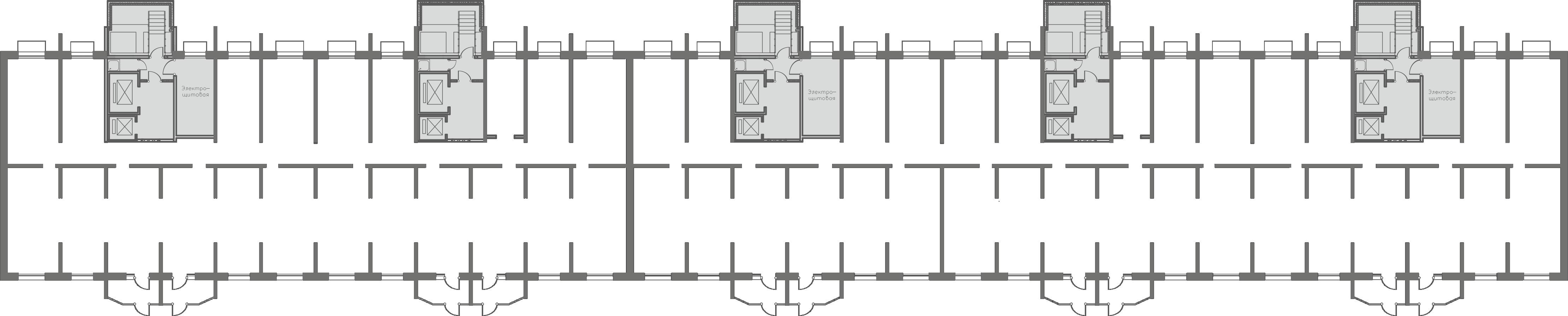 Коммерция Первый Зеленоградский Трёхсвятская 13 этаж -1