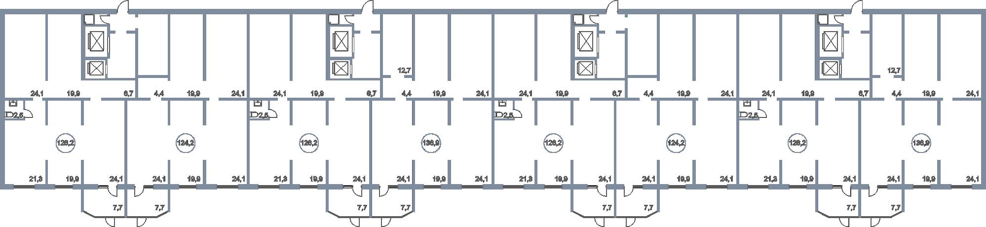 Коммерция Первый Зеленоградский Парковый бульвар 2 корп.4 этаж -1